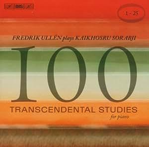Sorabji: 100 Transcendental Studies, Nos. 1-25