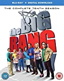 The Big Bang Theory  S10 [Edizione: Regno Unito] [Reino Unido] [Blu-ray]