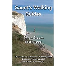 Gaunt's Walking Guides - Seven Sisters (English Edition)