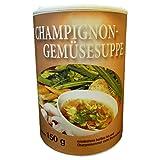 Biller Champignon Gemüsesuppe Instant Diät Slim