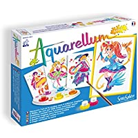 Sentosphère – 697 – Juego para Crear – Aquarellum Junior: Magical Girls