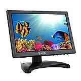10 Pouces Écran IPS LCD Moniteur HD CCTV 16: 10 Résolution 1280x800 Anti-éblouissement Support VGA HDMI BNC Ypbpr Pour CCTV DVD PC Jeux Vidéo (10' LCD 1280x800)