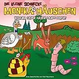 Die Kleine Schnecke Monika Häuschen: 23: Warum Haben Hasen Lange Ohren? (Audio CD)