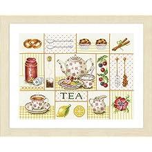 Unbekannt Kit au Point compté L'heure du thé