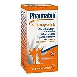 Pharmaton vital N Kapseln