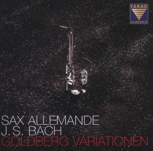 J. S. Bach: Goldberg Variationen