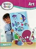 Brainy Baby Art [DVD] [US Import]