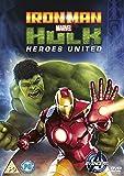 Marvel's Iron Man & Hulk: Heroes United [Import anglais]