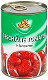 Rio Bravo - Geschälte Tomaten - 400g