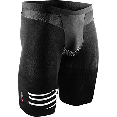 Compressport Pantalones Cortos Brutal Negro negro Talla:small
