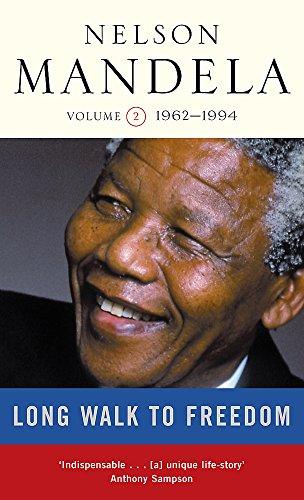 Long Walk to Freedom, Volume 2 : 1962-1994.