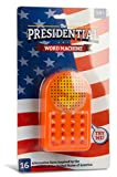 ZOFOX The Presidential Word Machine | This Machine Has the Best Words, Everybody Says So! | ¡16 Divertidas Frases Presidenciales que Podrás Utilizar en Fiestas, en la Oficina o en Cualquier Lugar!