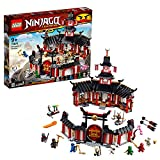 LEGO NINJAGO - Le monastère de Spinjitzu - 70670 - Jeu de construction