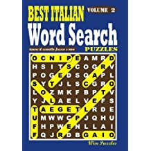 BEST ITALIAN Word Search Puzzles. Vol. 2: Volume 2