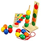 #4: Eduedge Let's Lace - Drum Beads with Pattern Cards