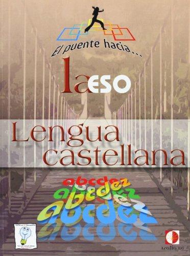 El puente hacia-- la ESO, lengua castellana