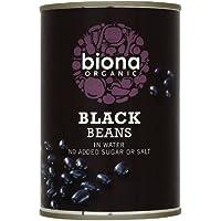 Biona Organic - Canned Black Beans - 400g