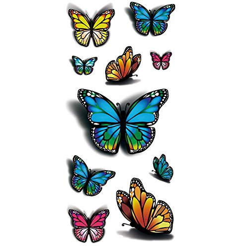 tafly-3d-colorful-butterfly-body-art-temporary-tattoos-waterproof-sticker-5-sheets