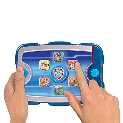 PAW PATROL Patrulla Canina - Juguete electrónico Educativo para niños (Spin Master 6027454) (versión en español) de Spin Master