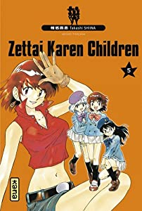 Zettai Karen Children Edition simple Tome 5