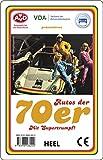 Quartett: Autos der 70er