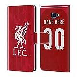 Custom Customised Personalised Liverpool Football Club Home