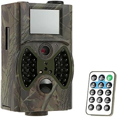 Lixada Trail digital por infrarrojos Cámara de caza de exploración de Vigilancia de la cámara 940NM HC300A IR LED