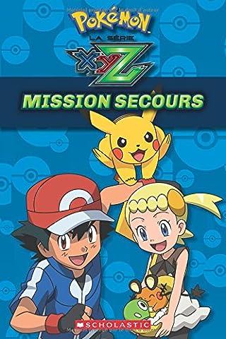 Pokemon: La Serie Xyz: Mission Secours
