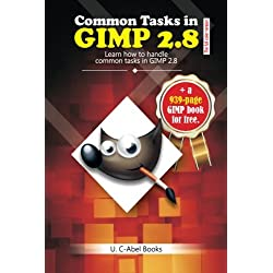 Common Tasks in GIMP 2.8