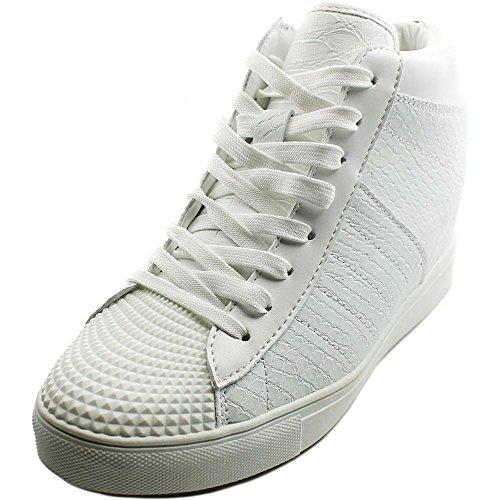 Madden Girl Supastud Synthétique Baskets white