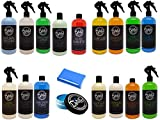 Best Detailing Kits - DetailedOnline Car Valeting Detailing Carnauba Wax Interior Exterior Review