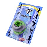 Hacky Sack Footbag Original Keepie Uppie Football Ball Ages 5 + New - Impact