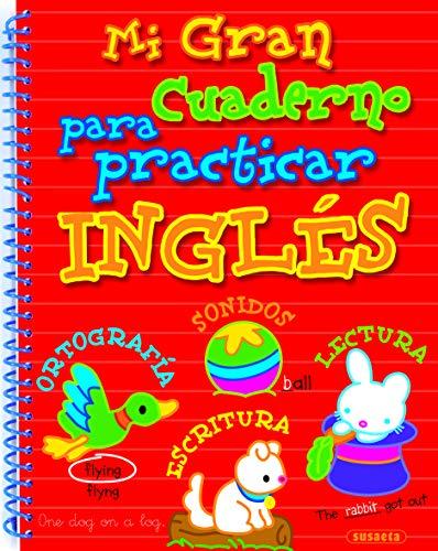 Mi Gran Cuaderno practicar Inglés Gran cuaderno p