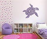 adesivo murale bambini Poster da parete tartaruga marina per camera bambini ragazzi stanza cameretta