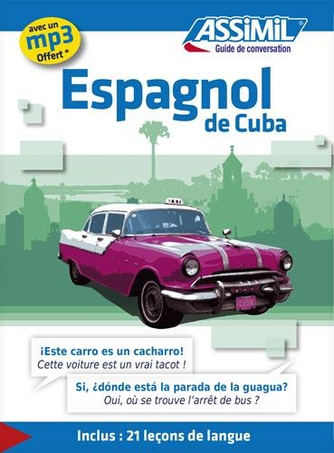 Espagnol de Cuba