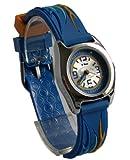 Jacques Farel orologio bambini ragazzo - tribal con puntatore luce - blu immagine