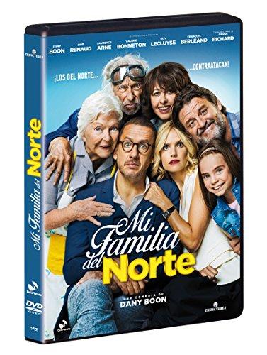 Mi familia del Norte [DVD]