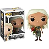 Funko POP Game of Thrones: Daenerys Targaryen Vinyl Figure (Colors May Vary) Enfants, enfants, jeux, jouets, jeux