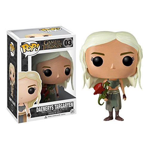 Price comparison product image Game of Thrones Vinyl Pop! Figur Daenerys Targarye