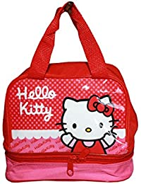 Portamerienda Hello Kitty Pink