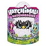 Hatchimals 6044070 - HatchiBabies Ponette, Baby - Hatchimal met interactieve accessoires