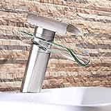 Tougboo thermostatique en acier inoxydable pluie Douche Panel pluie Système de massage robinet avec jets Pommeau de douche brossé Thermomètre digital