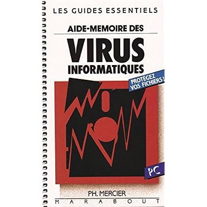 Aide-mémoire des virus informatiques : Sous MS-DOS