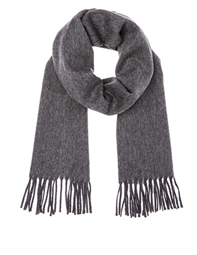 STRENESSE Messieurs Foulard Collection d'hiver Gris