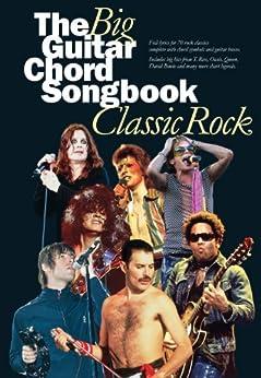The Big Guitar Chord Songbook: Classic Rock [Lyrics & Chords] par [Various]