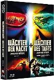 Wächter der Nacht & Wächter des Tages - uncut (2Blu-Ray+2DVD) auf 333 limitiertes Mediabook [Limited Collector