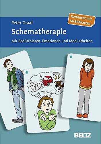 Preisvergleich Produktbild Schematherapie: Mit Bedürfnissen, Emotionen und Modi arbeiten. Kartenset mit 56 Bildkarten