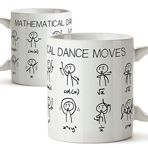 Mathematics dance moves UK