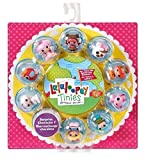 MGA Entertainment 530435GR - Lalaloopsy Tinies Minipuppe, Design 4, 10-er Pack