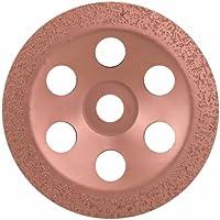 Bosch 2 608 600 362 - Vaso de amolar de metal duro - 180 x 22,23 mm; fein, flach (pack de 1)